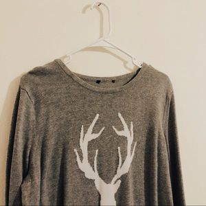 Sweaters - | Deer Top |